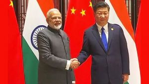 BRICS Summit: India China hold first bilateral talks since standoff today