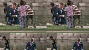 Canadian groom saves drowning child during his wedding