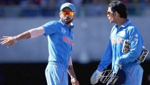 India vs Australia 2nd ODI : MS Dhoni is the real captain : David Warner