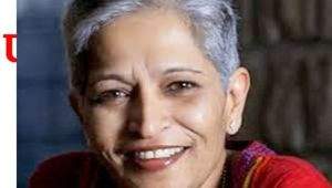 Gauri Lankesh: 7 bullets fired in head and chest, lay in a pool of blood