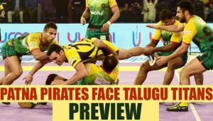 PKL 2017: Patna Pirates lock horns with Telugu Titans, Preview