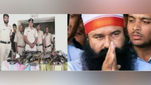 Ram Rahim verdict: Arms and weapons recovered from Dera headquarters