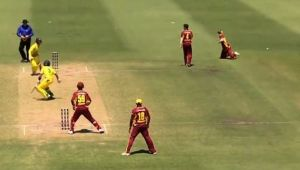 ICC new rules: Australian player punished for fake fielding