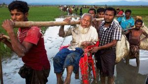 Rohingya muslim: Debate over providing shelter in Manipur
