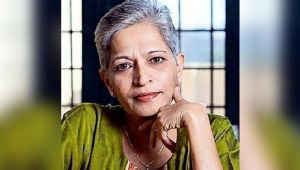 Gauri Lankesh : Police suspects involvement of just one person in shooting