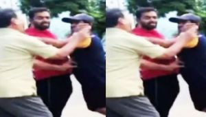 Ambati Rayudu involved in fight with senior citizen, watch video