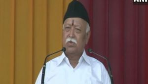 Mohan Bhagwat says national security should not be compromised for Rohingya