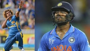 India vs Sri Lanka T20I : Rohit Sharma OUT, India lost their 1st wicket