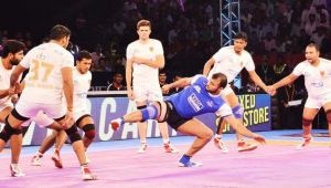 PKL 2017: Haryana Steelers beat Dabang Delhi 27 24, Highlights