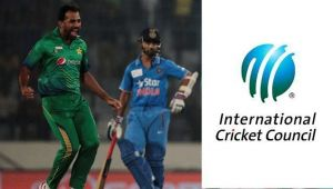 India Pakistan bilateral series depend on their existing relation : ICC
