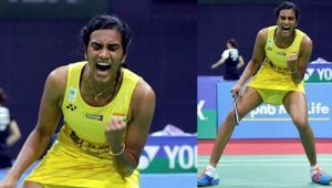 PV Sindhu nominated for Padma Bhushan award by the Sports Ministry