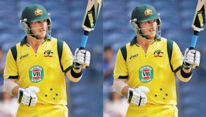 India vs Australia : Aaron Finch to miss first ODI
