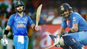 India vs Sri Lanka T20I : Virat Kohli out for 82, guides visitors to a victory