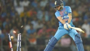 India vs Australia 2nd ODI : Manish Pandey fails again, dismissed for 3 runs only