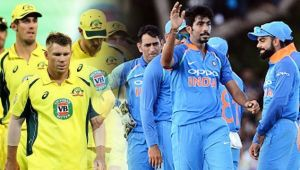 India vs Australia to be the Last five match ODI Series