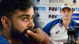 India vs Australia : Steve Smith says that we will keep Virat Kohli quiet