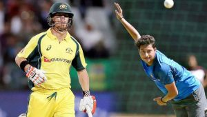 India vs Australia 2nd ODI : David Warner reacts Kuldeep Yadav's pressure comment