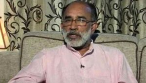 Union Minister KJ Alphons takes U Turn, two faced opinion on beef