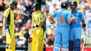 India vs Australia 4th ODI: Virat Kohli and Co to chase 335 to win 10th one day match