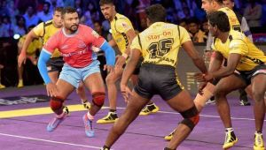 PKL 2017: Telugu Titans lock horns with Jaipur Pink Panthers, Match preview