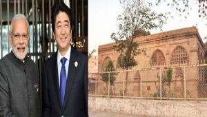 Modi to be Japanese PM Shinzo Abe's guide for visit to Gujarat Mosque