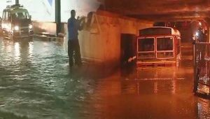 Mumbai Rains: Heavy showers bring city to standstill, airport worst hit