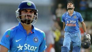 India vs Australia 1st ODI match: Virat Kohli, Manish Pandey goes for duck, Coulter Nile on fire