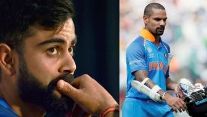 India vs Sri Lanka 5th ODI : Shikhar Dhawan to miss the match, comes home to ailing mother