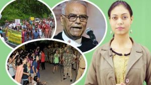 Top News of the day: BHU protest, GJM strike, Yashwant Sinha