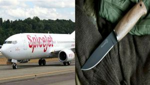 Spicejet passenger board plane with kitchen knife, major security lapse