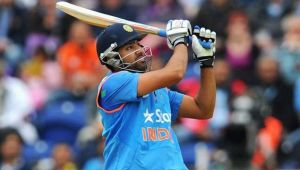 India vs Australia 3rd ODI: Rohit Sharma hits fastest 50 in ODI, completes it in 42 balls