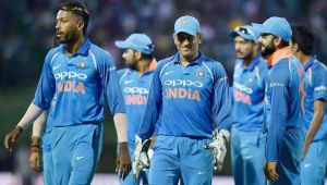 India vs Sri Lanka 4th ODI : India, first team to score 400 century partnerships