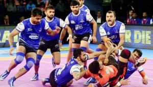 PKL 2017: Haryana Steelers defeat Bengal Warriors 36 29, Highlights