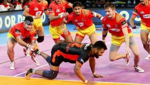 PKL 2017: U Mumba take on Gujarat Fortunegiants Match Preview