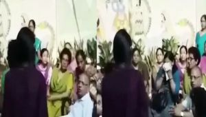 Viral Video: BHU VC gives moral lesson, says girls have put modesty in market