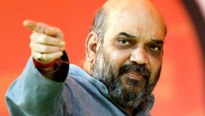 BJP President Amit Shah accuses TMC for violence on BJP workers in Bengal