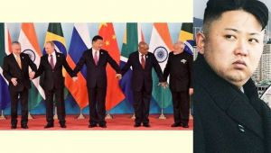 BRICS Summit: Nations deplore N. Korea's hydrogen bomb testing