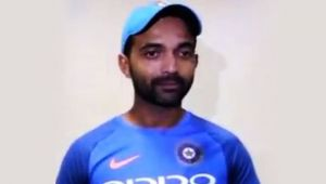 India vs Australia 5th ODI : Ajinkya Rahane speaks on ODI openers competition
