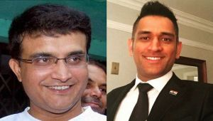 Virender Sehwag says, Sourav Ganguly's is behind MS Dhoni's success