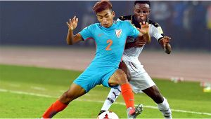 FIFA U17 World Cup: Ghana thrash India 4-0, Highlights