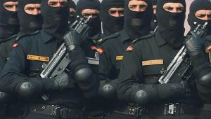 National Security Guard celebrates 33rd Raising Day in New Delhi