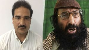 NIA arrests Syed Salahuddin's son in connection with terror funding case