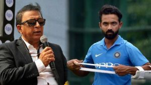 India vs Australia T20I: Sunil Gavaskar surprised at Ajinkya Rahane's exclusion