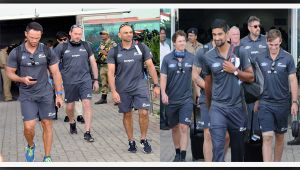 India vs New Zealand: Kiwi Team lands in India for limited overs series