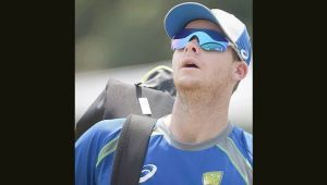 India vs Australia T20I : Steve Smith suffers shoulder injury ahead of match