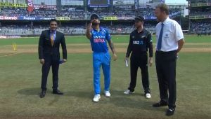 India vs NZ 2nd ODI: Kiwis win toss and elect to bat first, host eye for series level