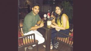 Bhuvneshwar Kumar reveals his better half in picture on social media