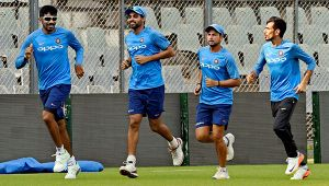 India vs NZ 1st ODI : Predicted XI for Team India squad