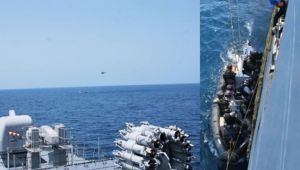 INS Trishul thwarted piracy attempt on Indian carrier in the Gulf of Aden