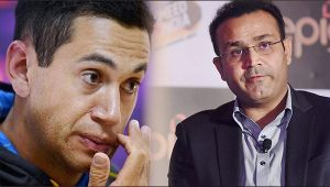India vs NZ 3rd ODI : Ross Taylor asks Virender Sehwag's help for his name